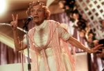 "Ellen Albertini Dow in her most famous role as the rapping granny in ""The Wedding Singer."" Photo by ©New Line Cinema / Courtesy Everett Collection"