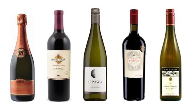 Natalie MacLean's Wines of the Week for May 4, 201