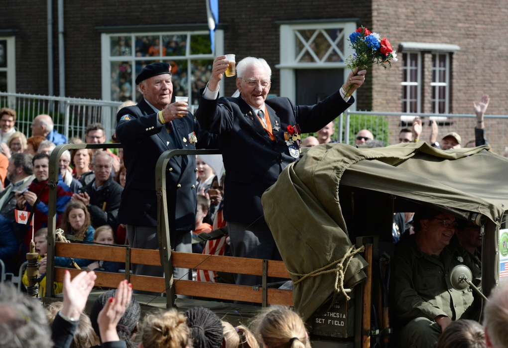 Wwii Liberation Day Parade In The Netherlands Ctv News