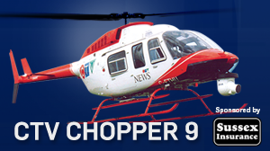 CTV Chopper 9