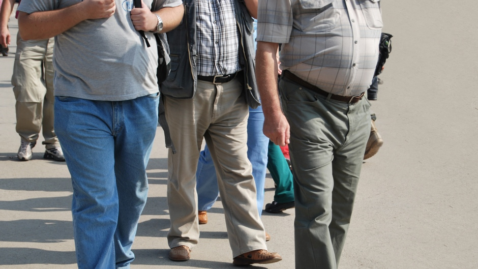 The growing numbers of overweight and obese people are a growing cause of disease and disability around the world. (Marta Tobolova/shutterstock.com)