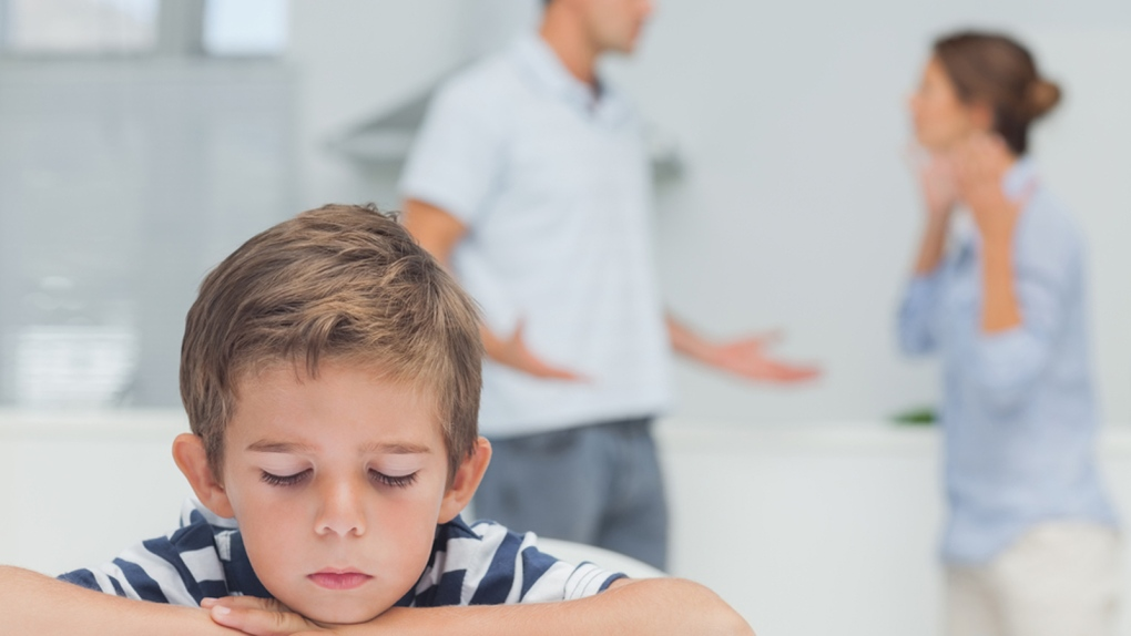 Parental stress affects children, study suggests | CTV News
