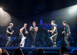 Hangin' Tough: NKOTB, Nelly and TLC rock Vancouver