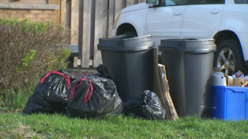 switch to biweekly garbage pickup approved by regional