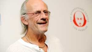 Great Scott! Christopher Lloyd responds to '88' and 'Back to the Future' coincidence