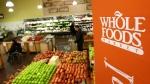 A Whole Foods Market is seen in Woodmere Village, Ohio, on March 27, 2014. (AP Photo/Tony Dejak)