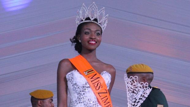 Miss Zimbabwe may lose crown over nude photo allegations