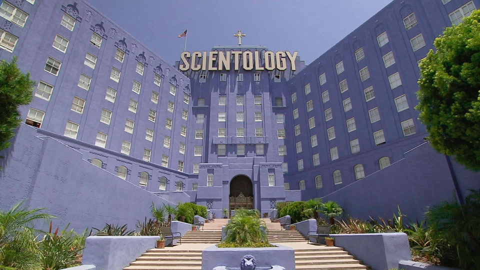 "This image released by HBO shows a scene from the documentary, ""Going Clear: Scientology and the Prison of Belief,"" by Alex Gibney. (HBO via AP)"