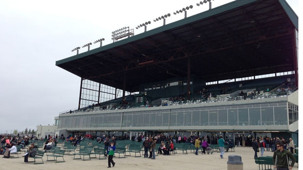 Racing season kicks off Sunday, May 10 at Assiniboia Downs.