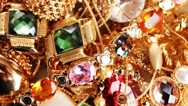Jewelry file photo