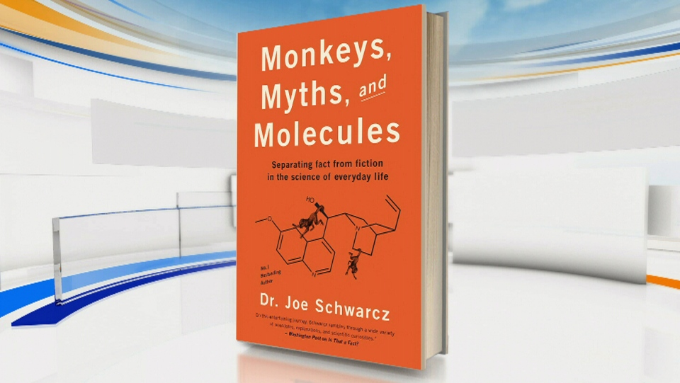 The Book Monkeys Myths And Molecules Takes A Critical Look At Commonly Held