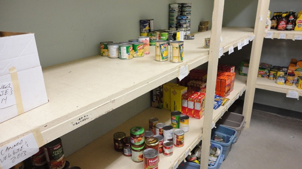 Salvation Army Food Bank Lethbridge