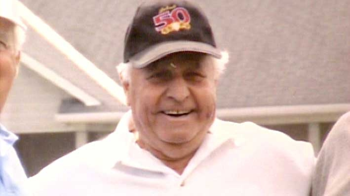 Tony Ianni, the founder of Tony's Famous Italian Pizza died on Sunday, May 10, 2015 in London, Ont.  (Photo submitted)