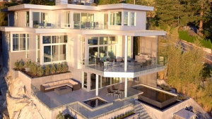 World-class waterfront: $15M West Vancouver mansio