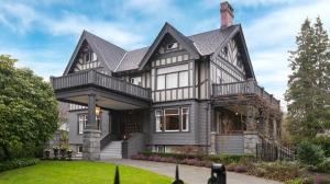 Vancouver Tudor estate listed after $3-million