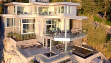 $15M West Vancouver mansion for sale