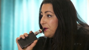 CTV National News: E-cigs and liquid nicotine