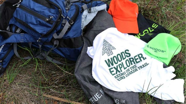 Woods Canada gear