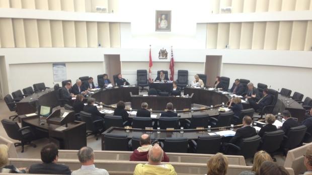 Barrie city council