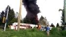 MyNews: House fire in Delta, B.C.