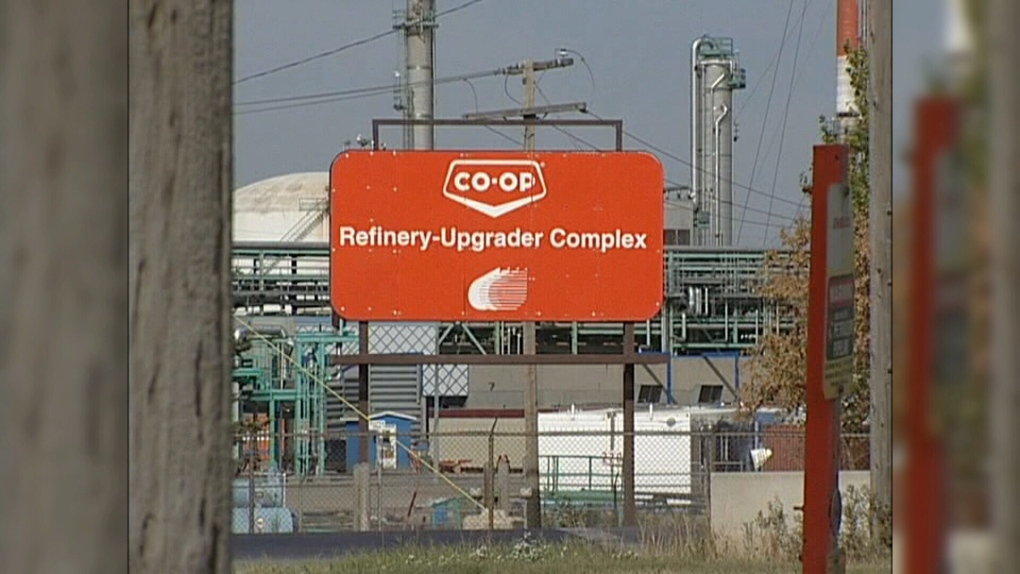 Co-op refinery