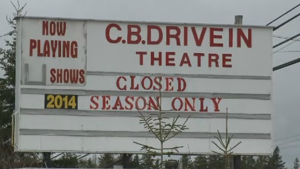 The Cape Breton Drive-In is the island's only drive-in movie theatre.