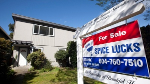 The asking price on this home in Vancouver was $1,498,000 in April, 2015. (Jonathan Hayward / THE CANADIAN PRESS)