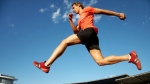 A man is pictured exercising. (YanLev/Shutterstock.com)