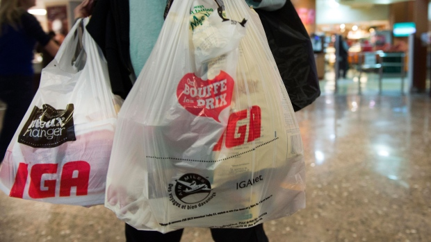 Montreal suburb of Brossard banning thin plastic bags