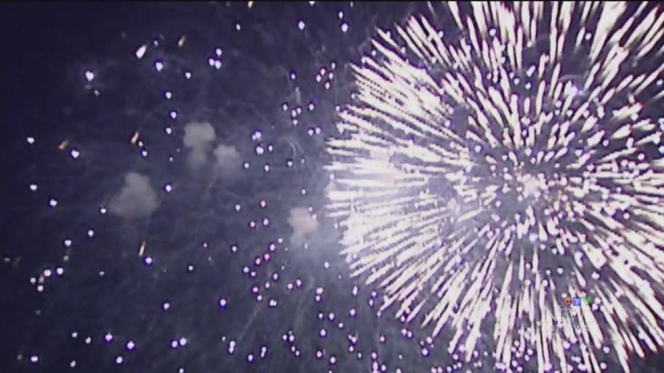 CTV Ottawa: Fireworks safety
