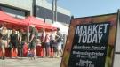 CTV Ottawa: Outdoor farmers' market opens