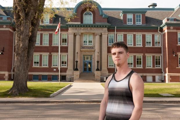 Saskatoon student files HR claim over medical pot