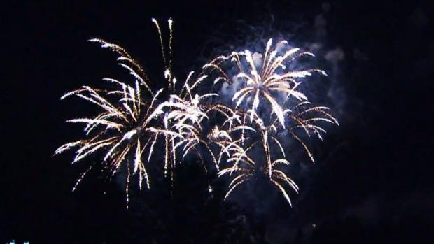 Firework Wonderland