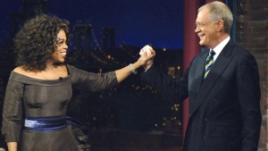 Letterman's most memorable moments