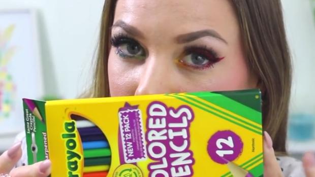 don t use crayons for diy makeup hack crayola warns ctv news
