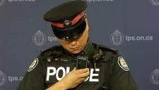 Toronto police body cam