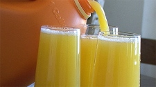 Will fruit juice be cut from Canada's Food Guide?