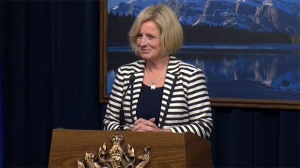 Premier-designate Notley and her 11 cabinet ministers will be sworn in on Sunday, May 24 at 2 p.m.