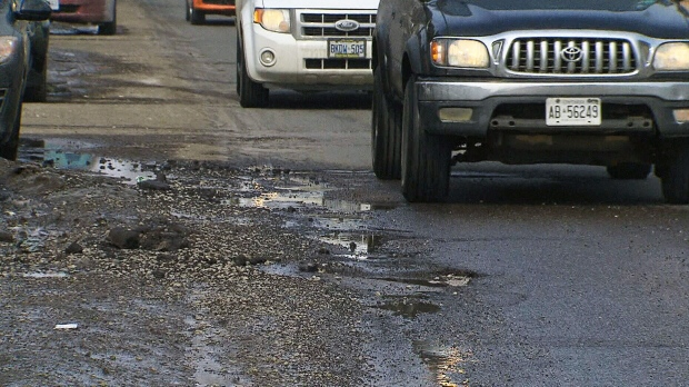 Worst Roads Campaign Not Just About Potholes