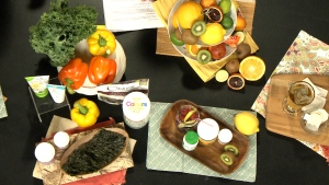 Canada AM: Food through the ages