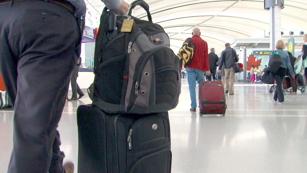 Air Canada Cracks Down On Carry-on Bag Rule As Airline Profits Soar | CTV News