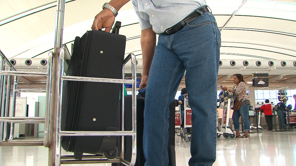 Air Canada cracks down on carry-on baggage