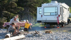 GoRVing Canada road trips