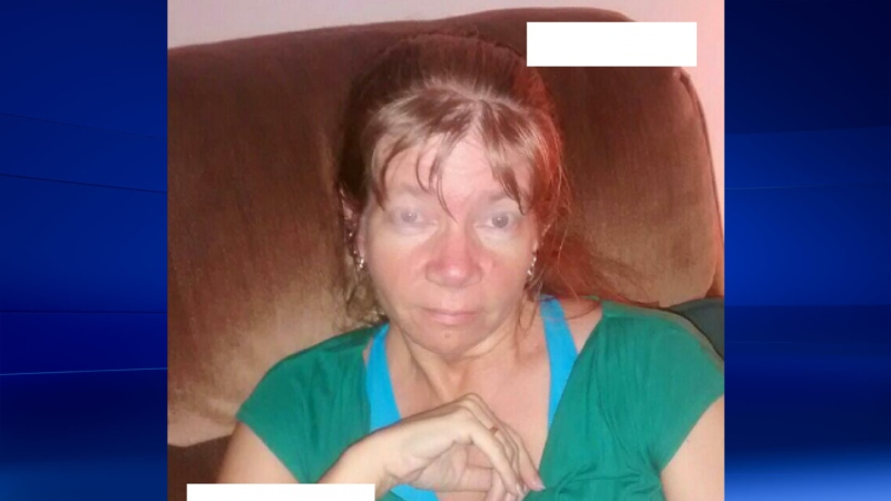 Perth County OPP are looking for missing woman Claire Newman. (Courtesy OPP)