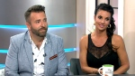 MasterChef Canada finalists, David Jorge and Line Pelletier, came on CTV's Canada AM and News Channel to talk about the pressure, relief and dreams of being in the top two in Toronto on May 22, 2015.