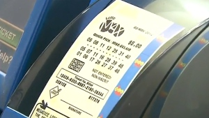 The jackpot for the next Lotto Max draw on Dec. 22 will again be approximately $60 million.