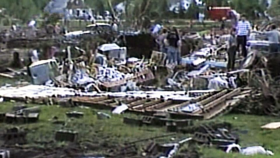 Barrie tornado