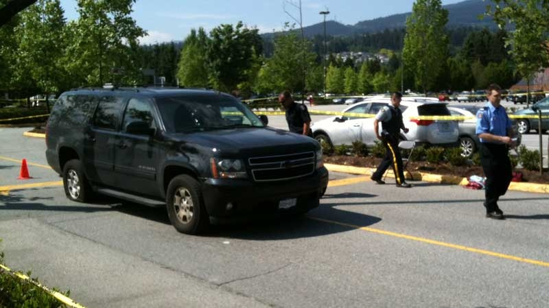 Shooting at Coquitlam Centre