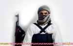 This image taken from a militant website associated with Islamic State extremists, posted Saturday, May 23, 2015, purports to show a suicide bomber identified as a Saudi citizen with the nom de guerre Abu Amer al-Najdi who carried out an attack on a Shiite mosque. The Islamic State group's radio station has claimed responsibility for that suicide bombing. (Militant photo via AP)