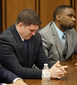 Cleveland officer not guilty in 2012 shooting deaths of 2 unarmed suspects